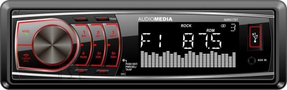 Audiomedia AMR417BT autoraadio