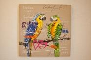 Õlimaal Papagoid