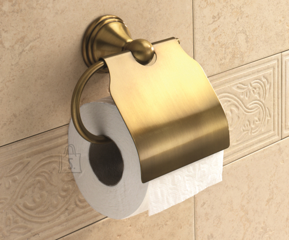 WC paberihoidja Romance kaanega