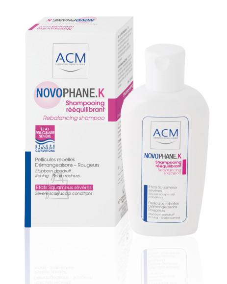 ACM Novophane K šampoon kooriva toimega 125ml