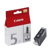 Canon Canon PGI-5 Black Ink Tank (for Pixma iP3300/4200/4300/5200/5300, iX4000/5000, MP500/510/530/600/800/810/830/950/960), 360 p. @ A4 5%