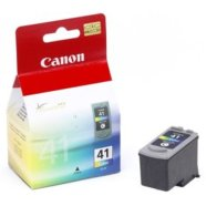 Canon Canon CL-41 FINE Color Ink Cartridge (Magenta, Yellow, Cyan) (for Pixma iP1200/1300/1600/1700/1800/2200/2500/2600/6210/6220/631, MP140/150/160/170/180/210/220/410/430/450/460, MX300/310), 155 p. @ A4 5%