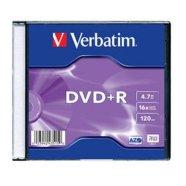 Verbatim DVD+R toorik 4.7GB 16X