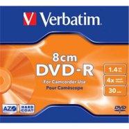 Verbatim mini toorik DVD-R 1.4GB 4X