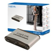 Logilink Logilink 56-in-1 card reader, USB2.0