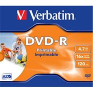 Verbatim DVD-R toorik 4.7GB 16X