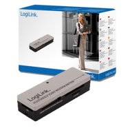 Logilink Logilink All-in-1 card reader, USB2.0