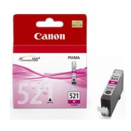 Canon Canon CLI-521M Magenta Ink Tank (for Pixma IP3600/IP4600/MP540/MP620/MP630/MP980), 471 p.@ A4 5%