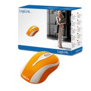 Logilink Logilink Mini Optical Scroll Mouse ORANGE