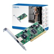 Logilink Logilink PCI card 10/100/1000 LAN MBit