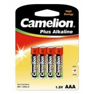 Camelion Plus Alkaline AAA (LR03), 4-pack