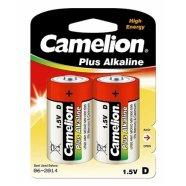 Camelion Plus Alkaline D size (LR20), 2-pack