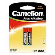 Camelion Plus Alkaline AAA (LR03), 2-pack