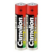 Camelion Plus Alkaline AAA (LR03), 2-pack (shrink)