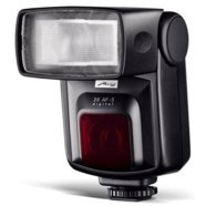 Metz Metz 36 AF-5 digital for Canon, AF measuring beam, Swivel reflector, Zoom reflector