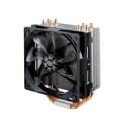 "Cooler Master Cooler Master ""HYPER 212 EVO"", universal cooler, 4 heat pipes, Intel: LGA  2011/1366 / 115X / 775,  AMD: FM2/FM1/AM3 / AM2+"