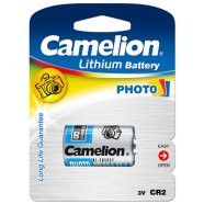 Camelion Camelion Photo Lithium 3V (CR2), 1-pack
