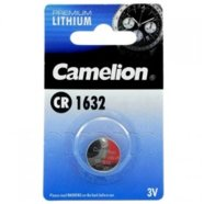 Camelion Lithium Button celles 3V (CR1632), 1-pack
