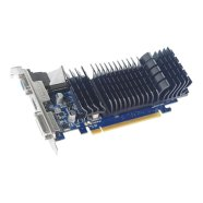Asus ASUS G210-SL-TC1GD3-L / NV GeForce 210 / PCI-E 2.0 / 1GB DDR3 / 32-bit / Core 589 MHz / Memo 1200 MHz / D-Sub /DVI / HDMI / HDCP