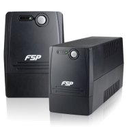 Fortron FSP Line Interactive UPS FP-600/ 600VA, 360W/ AVR/ 2 Schuko Output Sockets