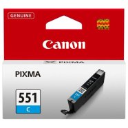 Canon Canon CLI-551C (Cyan) for MG5450, MG6350