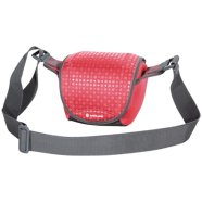 Vanguard Vanguard NIVELO 15 RED Shoulder Bag / Ultra soft, scratch-resistant interior fabric / Durable, weather-resistant fabric / Adjustable shoulder strap