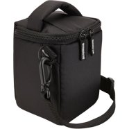 Case Logic Case Logic TBC404 Compact High Zoom Camera Case / Nylon / Fits Devices: 8.9 x 7.6 x 11.7 cm