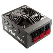 Enermax Modulare PSU Platimax 1350W CrossFireX; 80PLUS Platinium/DXXI/ Modular/ ATX v2.3/ Magnetic Bearing 140mm FAN/ Active PFC/ Black
