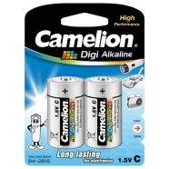 Camelion Digi Alkaline C size (LR14), 2-pack