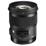 Sigma fiksobjektiiv 50mm f/1.4 DG HSM Nikonile