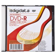 Digidata DVD-R 4.7GB 16X slim box