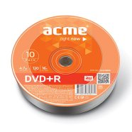 ACME toorik DVD+R 4.7GB 16X 10tk