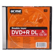 ACME toorik DVD+R 8.5GB 8X
