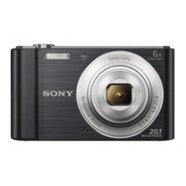 Sony Sony DSC W810 kompaktkaamera must