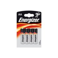 Energizer Classic AA (LR06), 4-pack