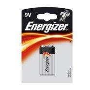 Energizer Classic 6LR61 9V, 1-pack