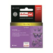 ActiveJet, Brother LC123Y, Yelow ink cartridge