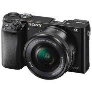 Sony A6000 hübriidkaamera + 2 objektiivi