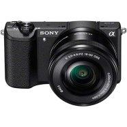 Sony A5100 hübriidkaamera Wi-Fi