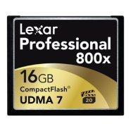 Lexar Lexar 16GB 800X Professional CF