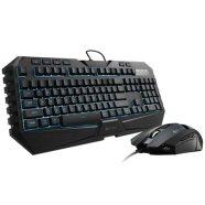 Cooler Master klaviatuur + hiir CM Storm Octane