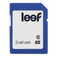 Leef 8GB SD card CL10