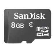 SanDisk SANDISK 8GB microSDHC card