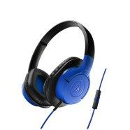 Audio-Technica ATH-AX1iSBL SonicFuel kõrvaklapid