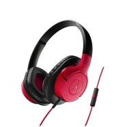 Audio-Technica ATH-AX1iSRD SonicFuel kõrvaklapid