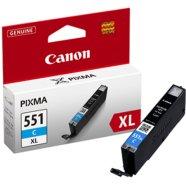 Canon tindikassett CLI-551XLC tsüaan
