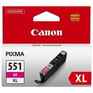 Canon tindikassett CLI-551XLM magenta