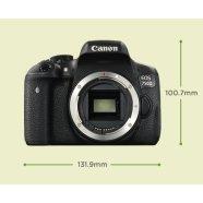 Canon EOS 750D kere