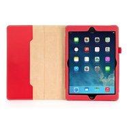 Griffin Back Bay Polka kaaned iPad Air tahvelarvutile punane