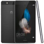 Huawei P8 lite must nutitelefon